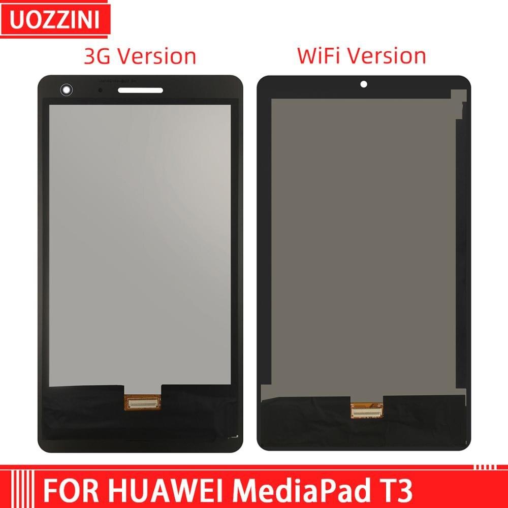 Для Huawei T3 7 BG2-W09 BG2-U01 BG2-U03 3G или WiFi LCD для Huawei Mediapad T3 7,0 LCD дисплей сенсорный экран дигитайзер в сборе