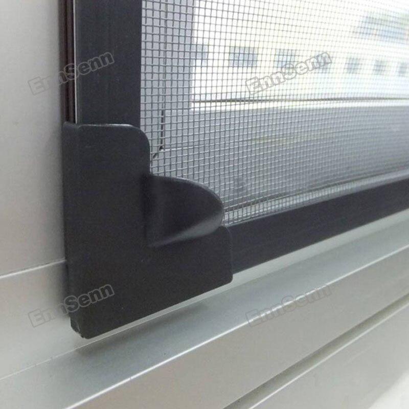 Mosquitera Invisible lavable para autocaravana, ventana magnética con mosquitera, malla ajustable DIY
