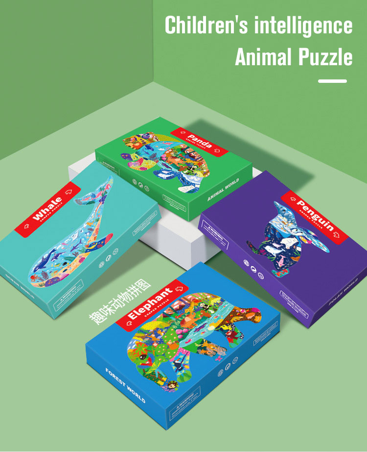montada papel brinquedos educacionais presentes para criancas 05