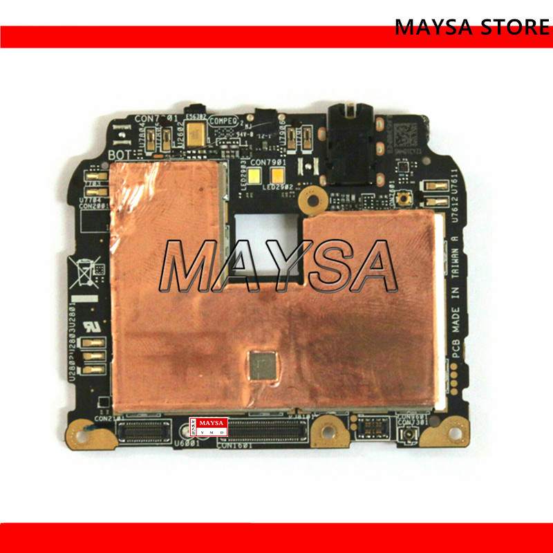 Motherboard For ASUS ZenFone 2 ZE551ML Mainboard 32GB / 64GB Rom 4GB RAM Z3580 CPU 2.3GHz Logic Board Circuits Accessory Bundles
