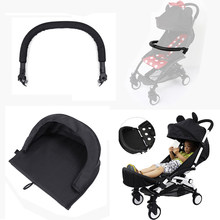 For Stroller Yuya Cart Babyzen YOYO Bumper Bar with Extended Footrest Booster Similar Baby Throne Prams Installation Accessory(China)