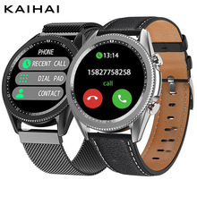 KaiHai watch smart watch men for Android smartwatch 2021 ios waterproof watches call answer dial Swimming Stopwatch electron