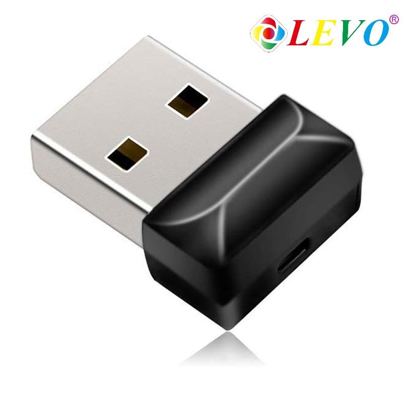 USB Stick 32GB Super Mini USB Flash Drive Pen Drive 8GB 16GB 64GB 128GB Small Pen Driver Tiny Pendrive 100% Real Capacity