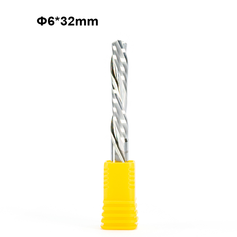 "0.8-2mm Left Hand PCB Carbide End Mill Milling Cutter 1//8/"" SHK CNC Engraving Bit"
