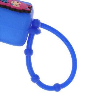 Image 5 - Silicone Mini Hand Sanitizer Disposable No Clean Detachable Cover Travel Portable Safe Gel 1pc Random Send