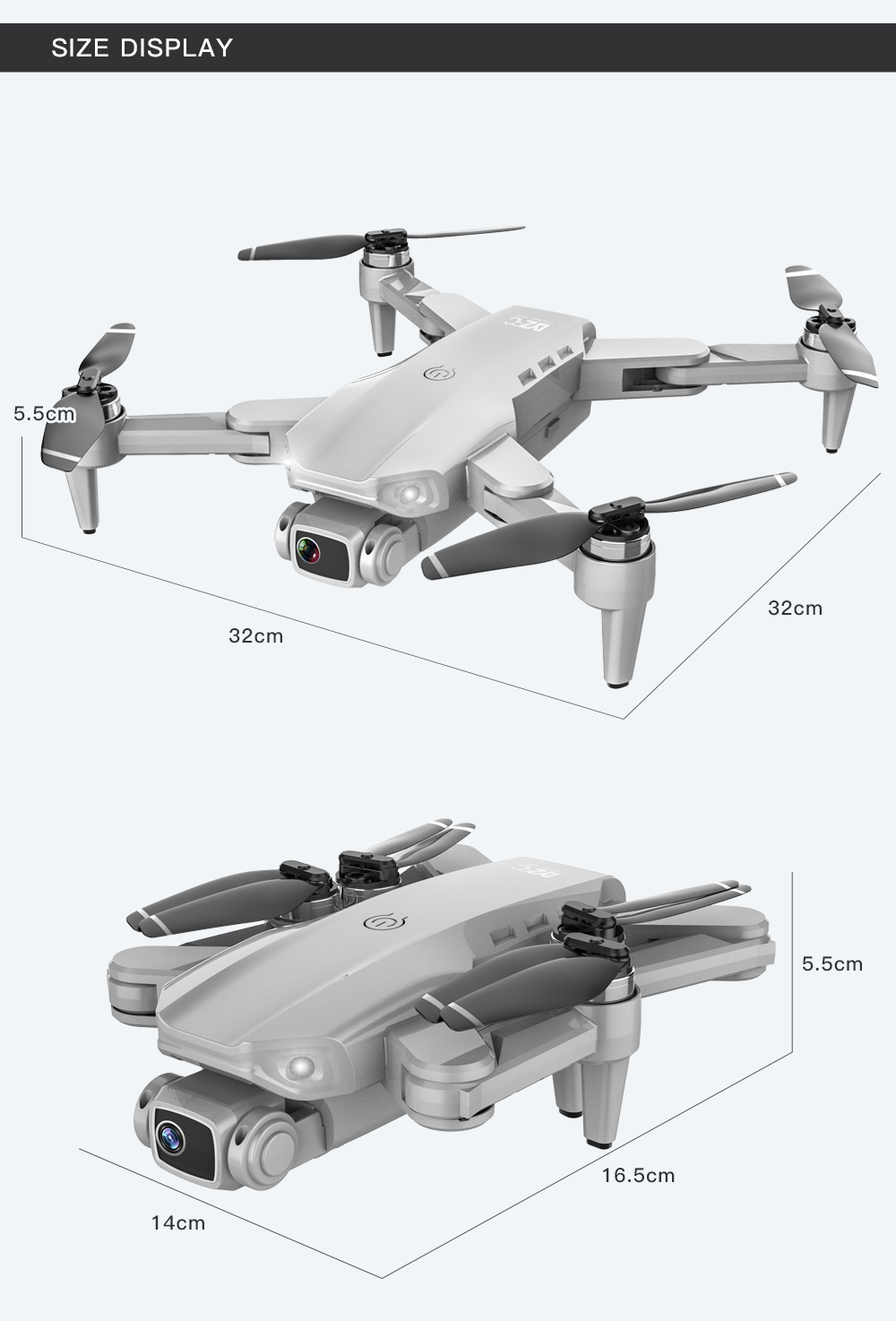 Hb2ff396ea2c84d8a9b43a733ed3aecb1j - L900 Pro Drones 4K HD Dual Camera GPS 5G WIFI FPV Quadcopter Brushless Motor Rc Distance 1.2km Transmission Helicopter Toys