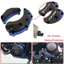 Protezione di caduta della struttura del cursore della copertura della cassa del motore del motociclo per YAMAHA MT09 FZ 09 FJ 09 XSR 900 MT 09 Tracer 900 /GT 2014 2020