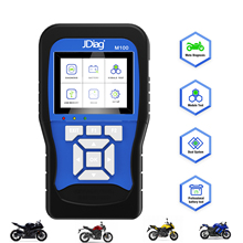 Professional Motorcycle Diagnostic Tool for Kawasaki Yamaha Suzuki Honda KTM Motorbike Multi Language Motor Auto Scanner OBD