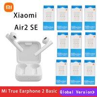 Xiaomi-auriculares Air2 SE TWS versión Global, cascos inalámbricos básicos con Bluetooth Air 2 SE, AirDots Pro 20h, táctiles, 10 Uds.