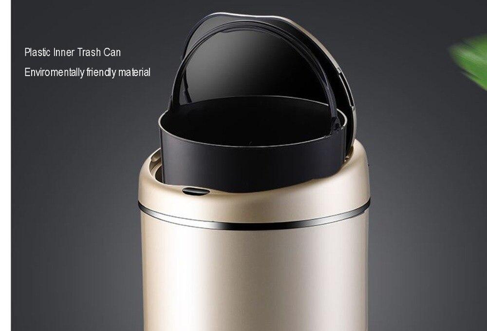 Kitchen trash cans