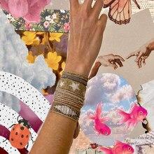 BLUESTAR – Bracelet MIYUKI en forme d'étoile, bijoux faits à la main, perles de cristal, style turc, 2021