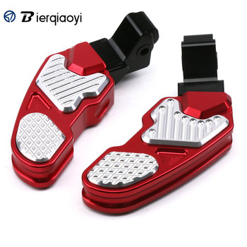 For Honda PCX 125 150 Pcx125 Pcx150 Accessories Footrest Pedal Pcx-125 Pcx-150 Scooter Rear Passenger Footboard Steps Foot Plate