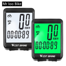 Gps bike bicycle wireless computer wired cycling bike computer speedometer led digital rate road mtb bicycle computer stopwatch igs50e 40 hours long battery life gps sport bike gps bicycle gps bike computer workable with speed cadence heart rate
