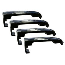 4pcs set outside door handle front rear exterior door handles for hyundai sonata 4Pcs/set Outside Door Handle Front Rear Exterior Door Handles for Hyundai Sonata