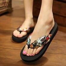 Новинка; Летние сандалии для пляжа; быстросохнущая Водонепроницаемая женская обувь; легкие Прогулочные кроссовки; дышащая обувь на застежке в богемном стиле из сатина