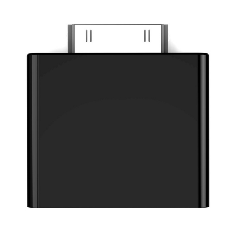 Aux Receiver Adapter For Earphone 30Pin Bluetooth Transmitter Adapter Hifi Audio Dongle for iPod Classic Touch Wireless Card