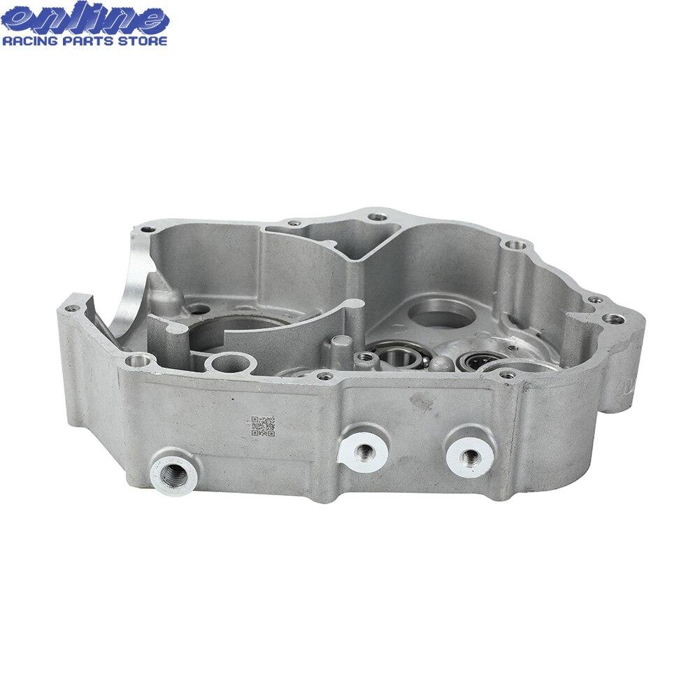 Motorcycles CrankCase Right Side Crank Case For ZongShen ZS 190cc Z190 W190 1P62YML-2 Engine Dirt Pit Bike Atv Quad Parts
