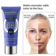 9 w 1 krem Bb Face Foundation Ance Cover rozjaśniający korektor Bb/krem cc krem do opalania wybielający nawilżający korektor baza