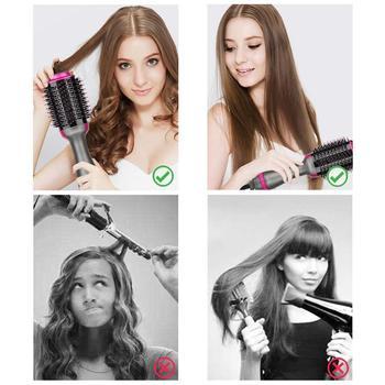 Multifunctional Hot-Air Brushes 3 In 1 Hair Dryer 5