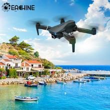 EACHINE – Drone E520/E520S quadrirotor avec caméra 4K/1080P grand angle, batterie unique, GPS, WIFI, FPV, maintien d'altitude, pliable