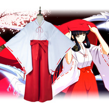 DM Inuyasha platycodon COS clothing Witch costume cosplay clothes Second yuan anime antique Japanese womens