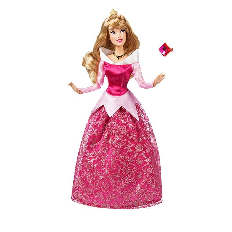 Original Disney Store Aurora คลาสสิกเจ้าหญิงรูปตุ๊กตาของเล่นเด็กคริสต์มาสของขวัญ-ใน ตุ๊กตา จาก ของเล่นและงานอดิเรก บน AliExpress - 11.11_สิบเอ็ด สิบเอ็ดวันคนโสด 1
