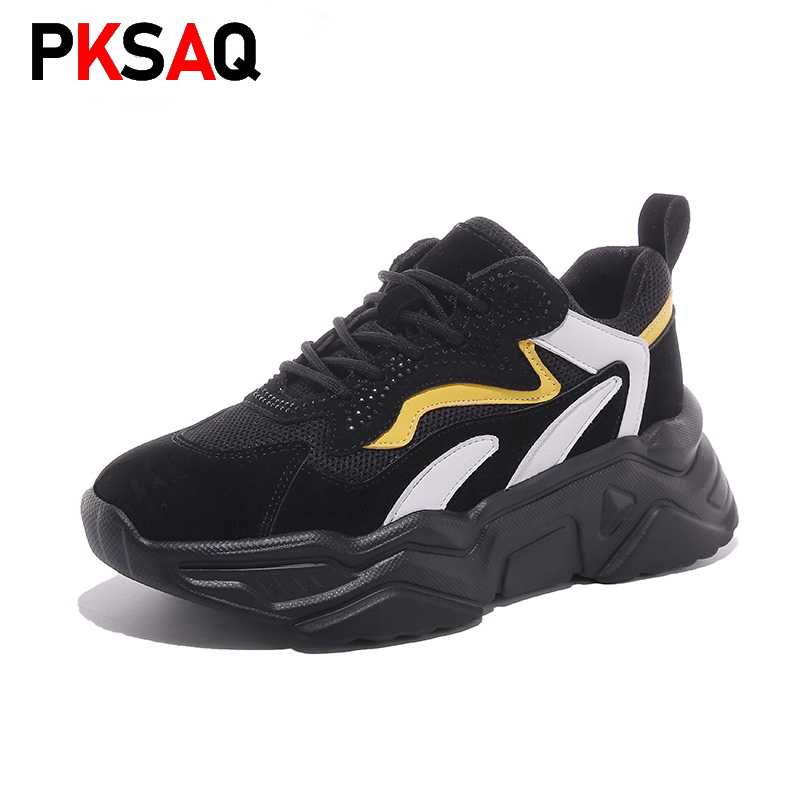 Platform Sneakers Fashion Women