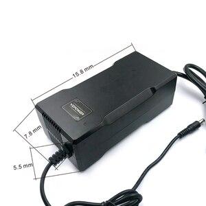 Image 2 - YZPOWER 58.4 v 3A 3.5A 4A אינטליגנטי LifePO4 סוללה מטען עבור 16 s 48 v Lifepo4 סוללה