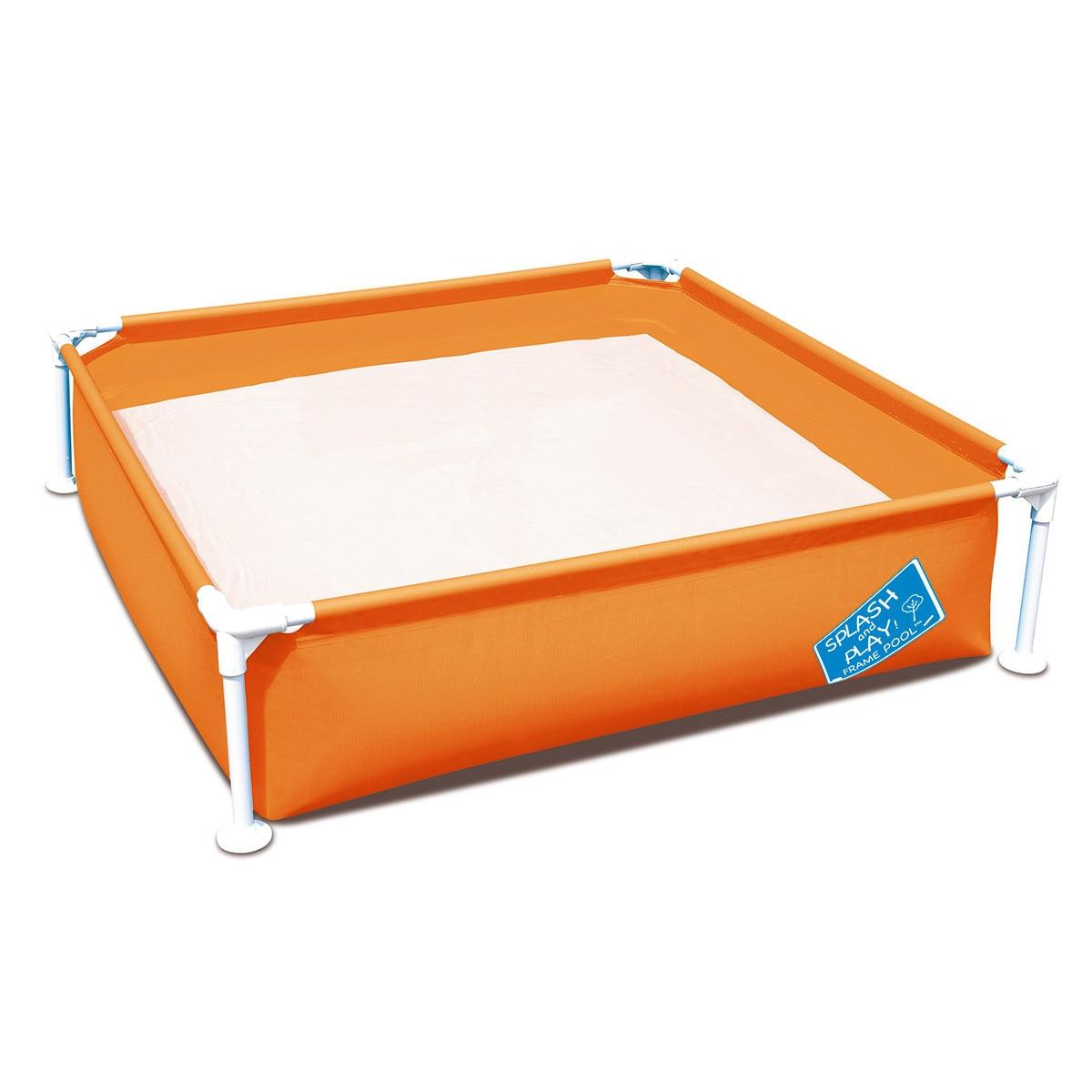 Bestway Pool Detachable Child Tubular My First Pool 122 Cm X 122 Cm X 30 Cm, 5 - 56217B
