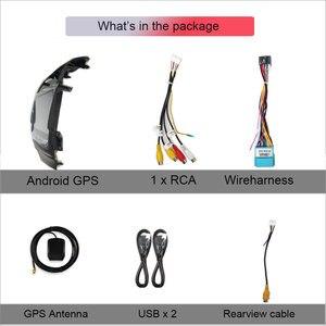 Image 5 - Rádio do núcleo de android 10.0 octa para tsx 2004 2008 1024*600 rádio do carro navegação gps wi fi carplay interno