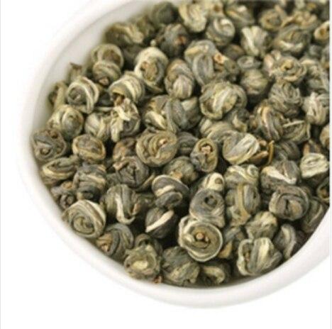 2019 Fresh Jasmine Tea Natural Organic Premium Jasmine Green Tea Jasmine Dragon Pearl Fragrance Slimming Flower Kung Fu Tea Food