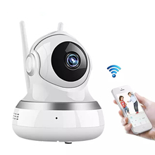 Hight Quality Baby Monitor ip wifi security camera mini camera HD wireless Video Surveillance Night Vision CCTV Camera 1080P P2P 360 mini ip camera wifi 1080p full hd wireless cctv camera store home security one key alarm infrared night vision baby monitor