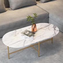Мраморный журнальный столик, простая современная маленькая гостиная, чайный столик, роскошный кофе набор кухонной мебели, круглый кофе