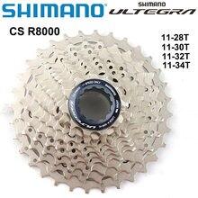 Shimano ultegra cs r8000 HG800-11 bicicleta de estrada roda livre 11 velocidade 11-25t 11-28t 11-30t 11-32t 11-34t r8000 hg800 cassete roda dentada