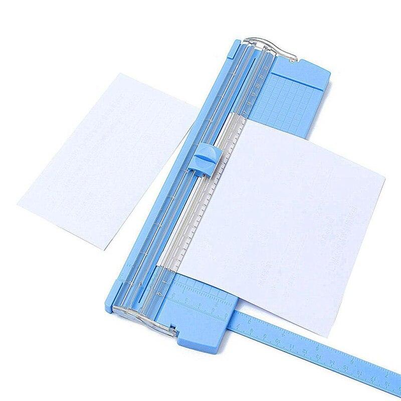 Fashion Popular A4/A5 Precision Paper Photo Trimmers Cutter Scrapbook Trimmer Lightweight Cutting Mat Machine Office Ruler