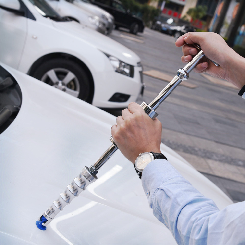 PDR Tools Car Body Paintless Dent Puller Lifter Repair Tool PDR Tabs Car Dent Remover For Car Body Dent Repiar Tools Hail Damage