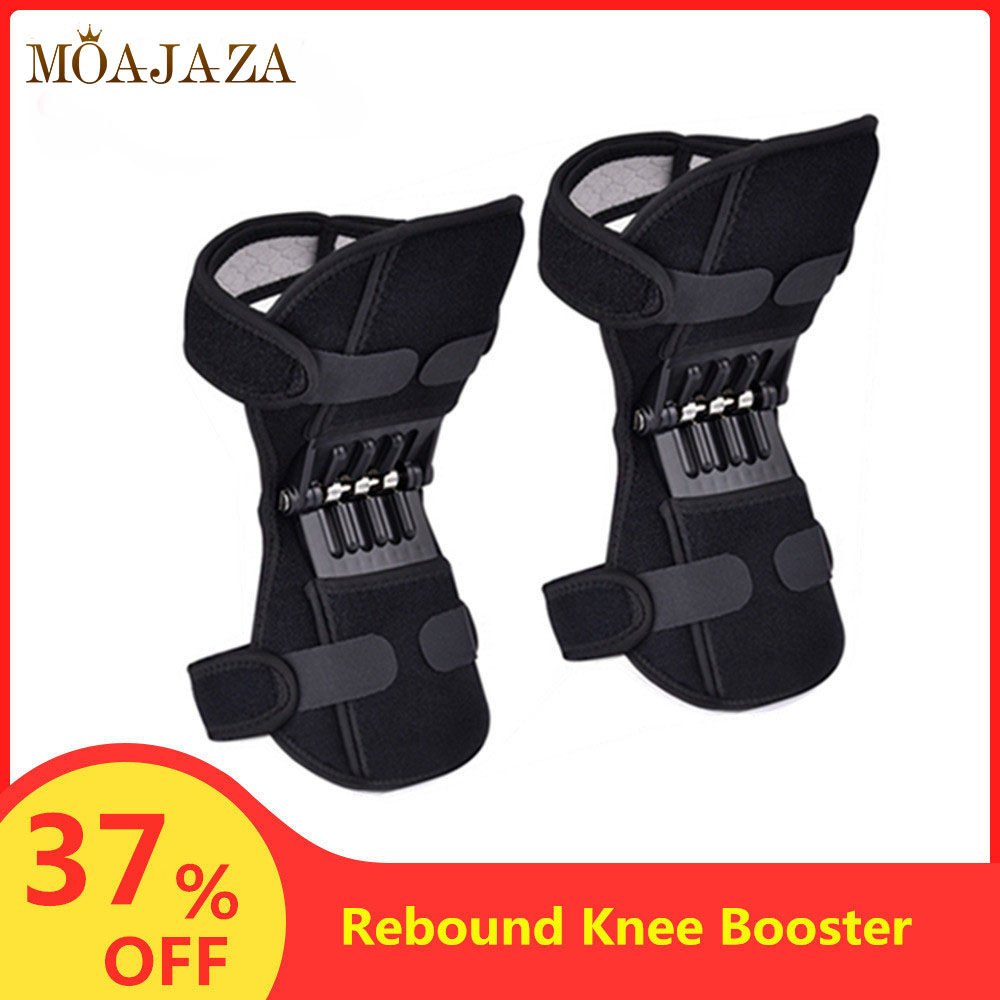 Ankle Orthopedic Foot Brace Lift Rebound Knee Booster Correction Posture Joint Pain Relief Orthosis Knee Leg Straightener(China)
