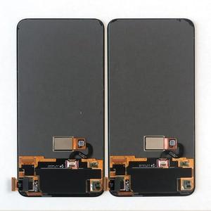 "Image 3 - 6.39 ""orijinal Amoled M & Sen Huawei onur sihirli için 2 LCD ekran ekran ile parmak izi + dokunmatik Panel digitizer onur sihirli 2"