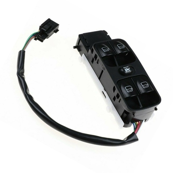 Controlador para puerta izquierda, ventana eléctrica compatible con el interruptor para Mercedes W463 G500 G55 4638202210