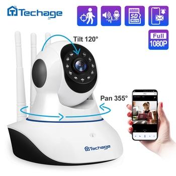 Yoosee 1080P Wireless IP Camera Pan Tilt 2MP Dome Indoor Two Way Audio CCTV WiFi Camera Baby Monitor Video Security Surveillance