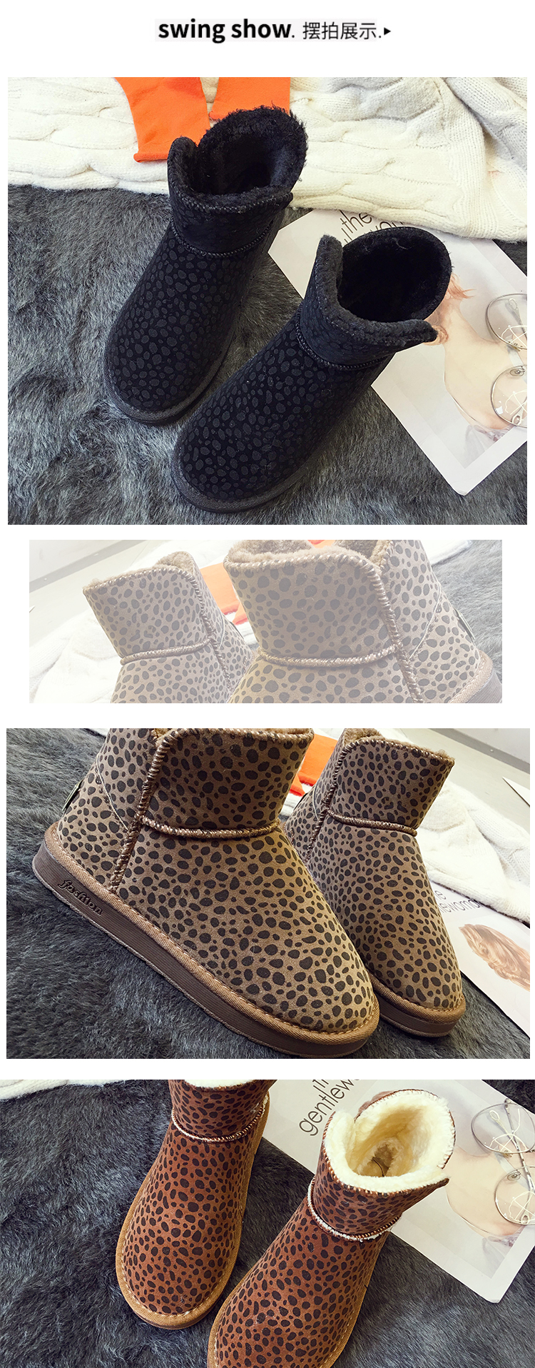 Low Heels booties Lace Up Round Toe Shoes Lady Boots Luxury Designer Winter Women Bootee Woman 2019 Australia Flat Ladies 29