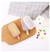 1 шт форма для мороженого домашний силиконовый мультяшный фруктовый