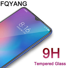 FQYANG 0.26MM 2PCS Tempered Glass For XIAOMI MI CC9 9 A3 9T Premium Protective Film REDMI K20 PRO 7 7A NOTE7