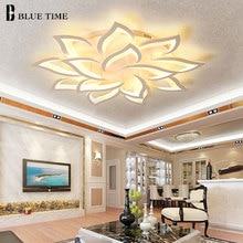 Lüster Moderne Led Kronleuchter wohnzimmer Schlafzimmer esszimmer Küche Fixture Lichter Acryl Oberfläche Montieren Kronleuchter Beleuchtung