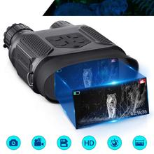 Night Vision Binocular for Adults, 7x31mm HD Digital Infrared Zoom Widescreen Night Vision Scope Camera & Goggles, with 32GB TF