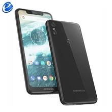 MotorolaMoto – authentique smartphone, P30, Play Core, 4 go de RAM, 64 go de ROM, 4G LTE, écran de 5.86 pouces, lecteur d'empreinte digitale, Android
