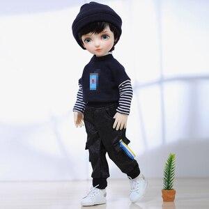 Image 2 - BJD SD куклы Be Shuga Fairy Pomy 1/6 YoSD тело Смола Модель Детские игрушки для мальчиков и девочек глаза Высокое качество Модный магазин Подарочная коробка BTW