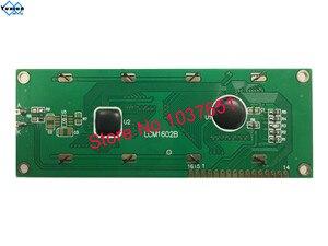 Image 2 - 2 Giá Chiếc Lớn Lớn Kích Thước 1602 Màn Hình LCD Hiển Thị STN Xanh Dương Xanh Trắng Và Đen Chữ SPLC780D1 WH1602L LCM1602B