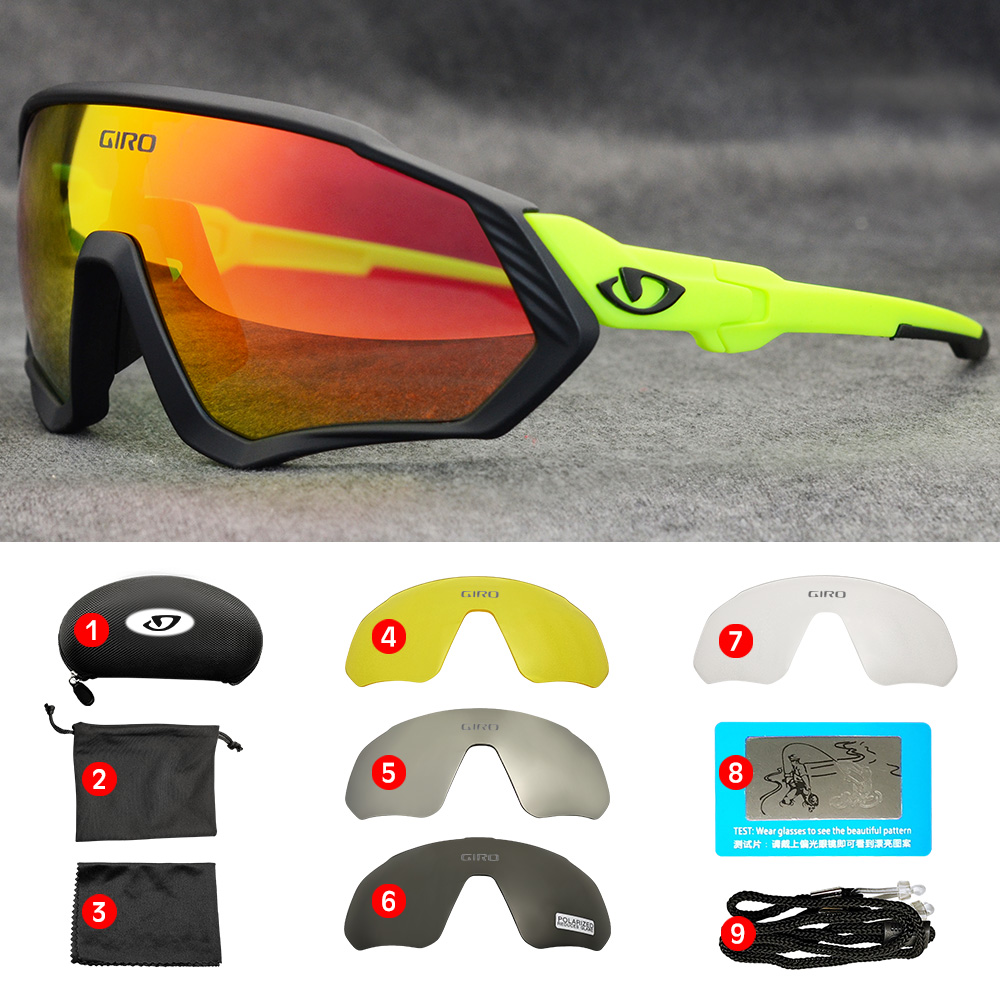 Glasses Bike Mtb-Goggles Cycling-Gafas Polarized Sport Outdoor Ciclismo Bicycle title=