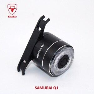 Image 5 - Антивор для дорожного велосипеда ANTUSI, автоматический тормозной сигнал, задний фонарь, дистанционное управление, беспроводной звонок для горного велосипеда